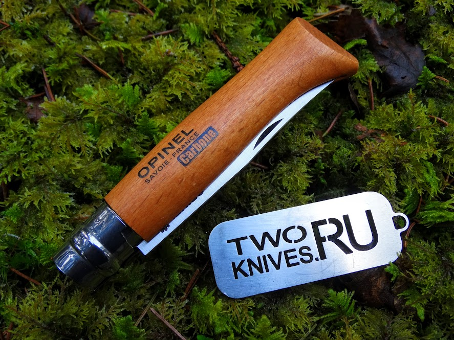 Нож Opinel №8 Carbon